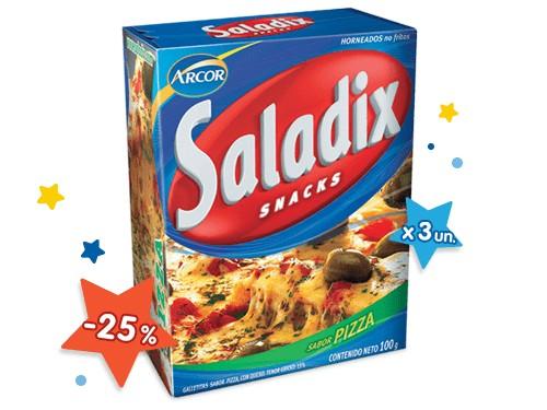 Combo Saladix Horneados