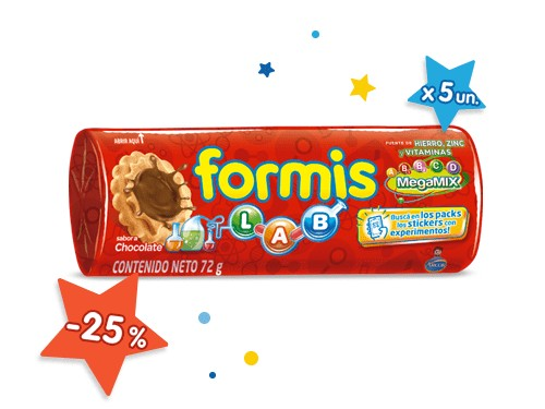 Combo Formis Chocolate