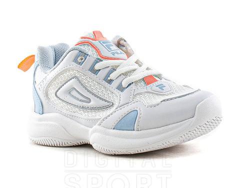 Zapatillas de moda para niños Fila ATTREK INFANTIL