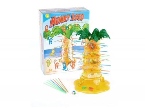 Monky Loco Juego De Mesa Original Ditoys