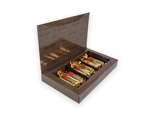 Box Dos Corazones. Caja 6 u. de bocaditos dos corazones.