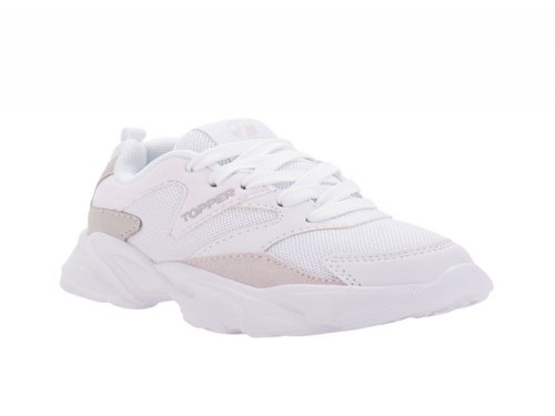 Zapatillas de Niños Terrano Kids Blanco Topper