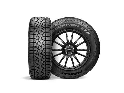 Kit x2 Neumaticos Pirelli 235/75 R15 Scorpion Atr