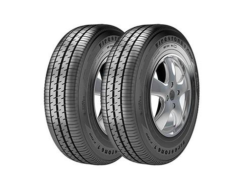 2 Neumáticos Firestone F700 185/65 R14 86T