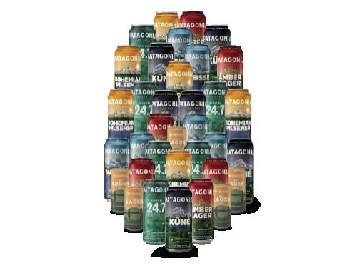 Pack 36 Latas Cerveza Patagonia