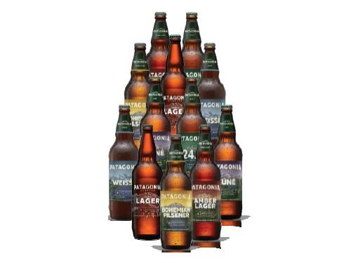 Pack 12 Cervezas Patagonia Grande
