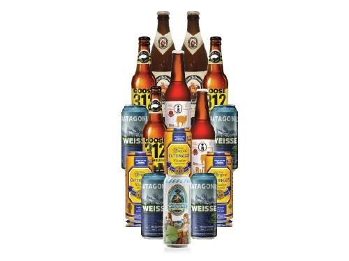 Pack Cervezas de Trigo