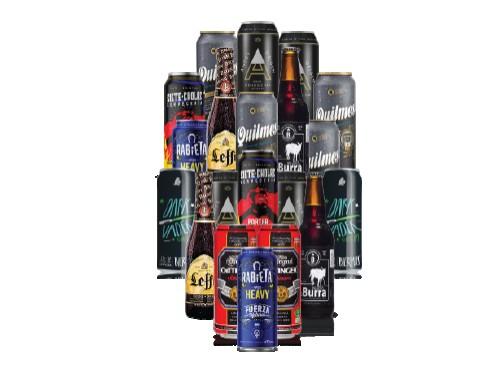 Pack Cervezas Negras