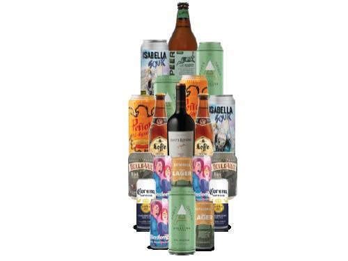 Pack Degustación de 20 Cervezas