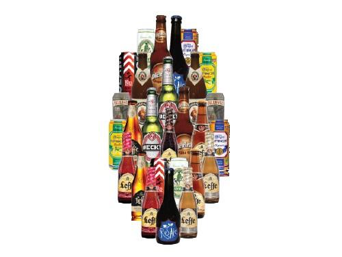 Pack Cervezas Europeas