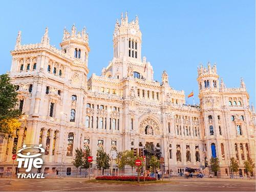 Vuelo FLEX Madrid. Pagá en cuotas! Precio final. Incluye Imp. PAIS
