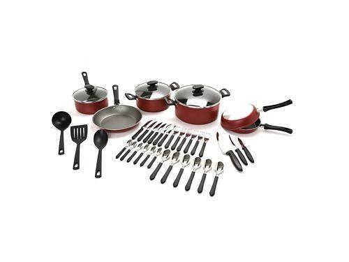 Bateria de Cocina 38 piezas Tramontina