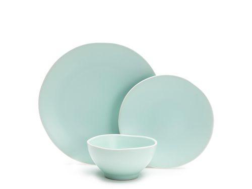 Juego de Vajilla 18 piezas porcelana Basement