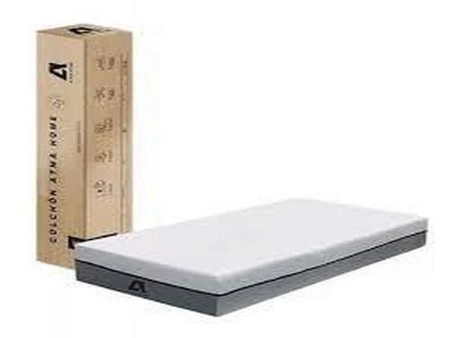 COLCHON CHHKAF01ESP1P ESPUMA CON PILLOW TOP 1 PLAZA 80x190cm