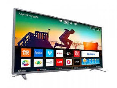 "SMART TV Led 50"" Ultra HD 4k Ultraplano - PHILIPS (50PUG6513/77)"