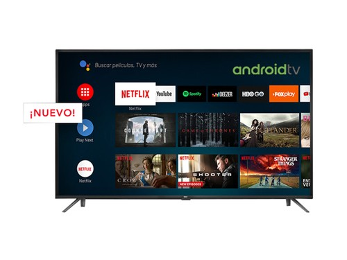 SMART TV 50 RCA X50ANDTV ANDROID 4K HDMI
