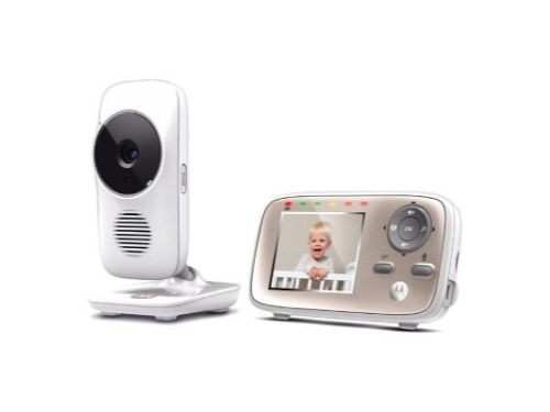 Motorola Mbp667 Baby Call Wifi Lcd