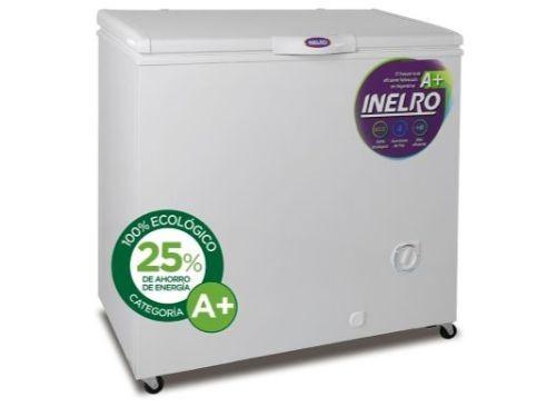 Freezer Horizontal Inelro FIH270A+ Blanco 215 Lts