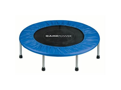 Mini Trampolín Game Power 90 cm Azul