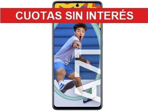 Celular Samsung Galaxy A71 Sm-A715fzslaro 128 GB  RAM 6 GB Plata