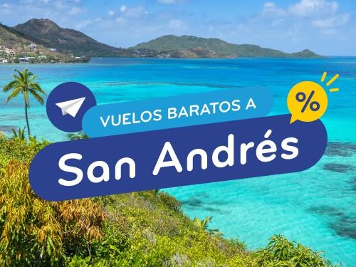 Isla San Andrés en Oferta - Compra flexible y en cuotas!