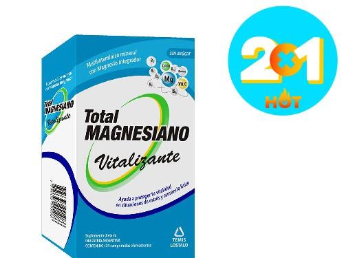 Suplemento Dietario Vitalizante Efervecente x 24 un
