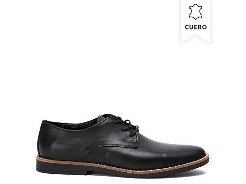 Zapatos de vestir hombre de cuero