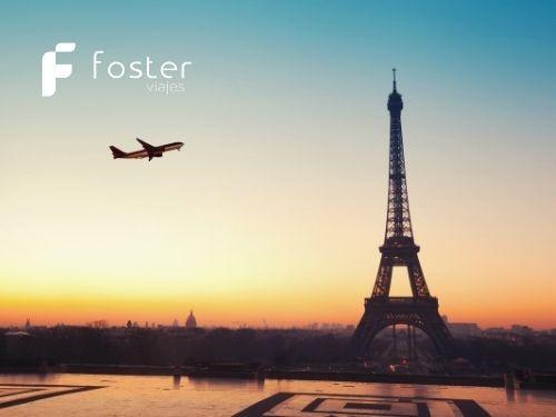 MIRA ESTE VUELO A PARIS: SUPER PRECIO