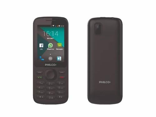 """Celular 2.4"""" 3G Philco"""