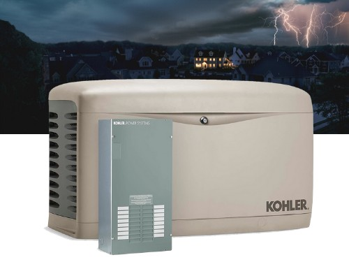 Grupo Electrogeno a Gas 15 Kva Kohler