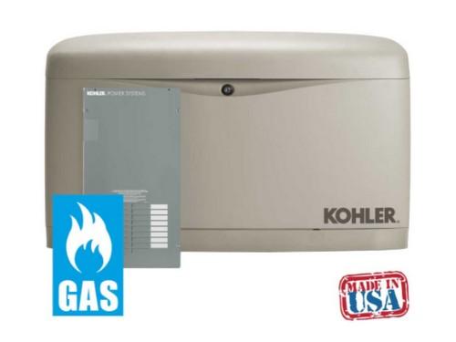 Grupo Electrogeno a Gas 12 Kva Trifasico Kohler
