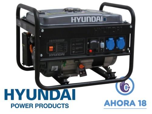 Grupo Electrogeno 2200 Hyundai