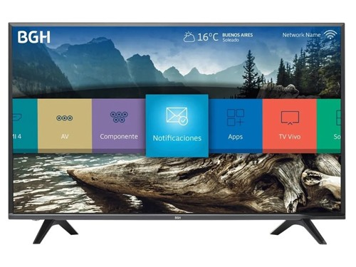 """SMART TV BGH B4318FH5 LED FULL HD 43"""""""