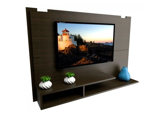 "PANEL TV/LCD/LED 52"" ART. 1041 WHENGUE CON SOPORTE"