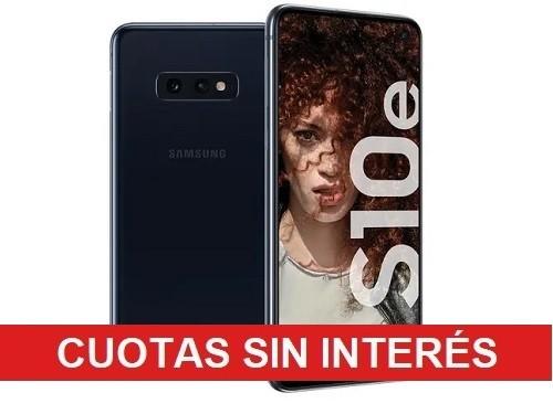 Celular Samsung Galaxy S10e G970 128GB RAM 6GB Negro
