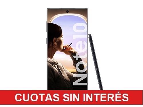 Celular Samsung Galaxy Note 10+ 256GB RAM 12Gb Negro