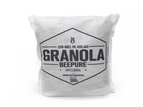 Granola EcoBolsa x 500gr de BEEPURE