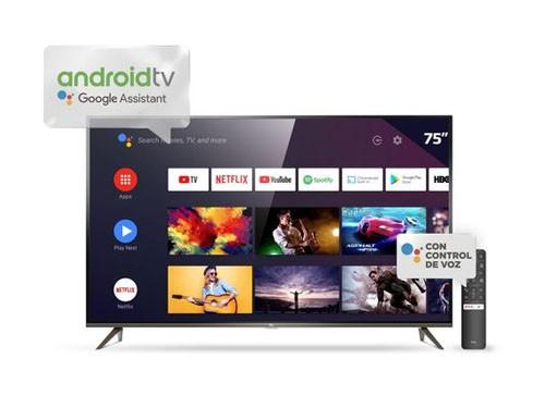 "SMART TV 75"" TCL P8M 4K"