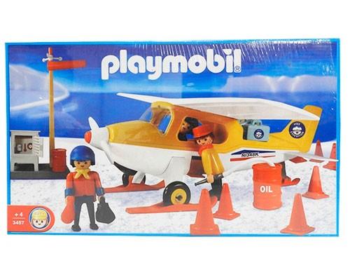 Playmobil Avioneta Polar 3457