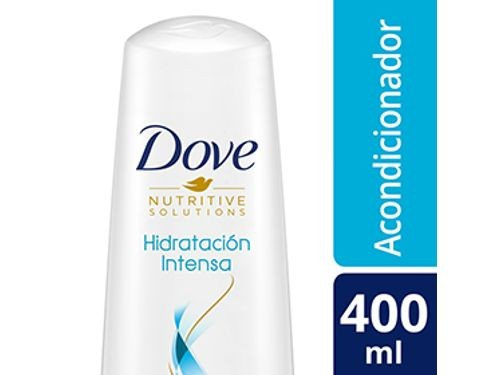 Acondicionador Dove Hidratación Intensa 400 Ml