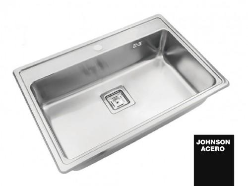 Bacha de Cocina Johnson Q71a / 48,2 x 67,2 x 17,5