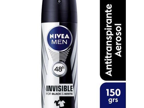 Desodorante Nivea Men Black & White 150 Ml