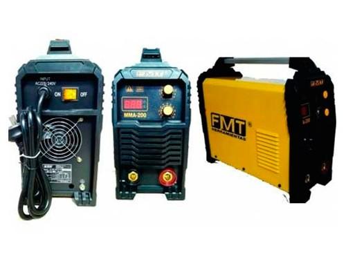 SOLDADORA IGBT MMA-200 / 220V-6.6 KVA/ 20-175A FMT