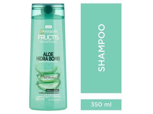 Shampoo Fructis Garnier Aloe Hidra Bomb