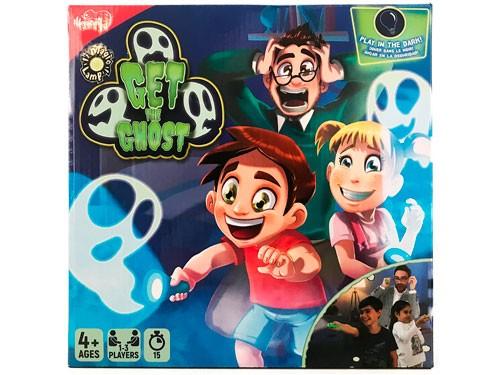 Juego De Mesa Get The Ghost