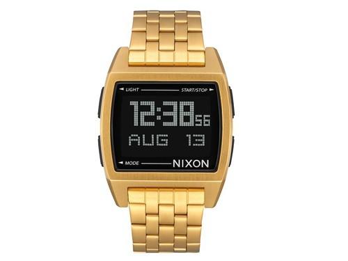 Reloj Hombre Modelo Base All Gold NIXON