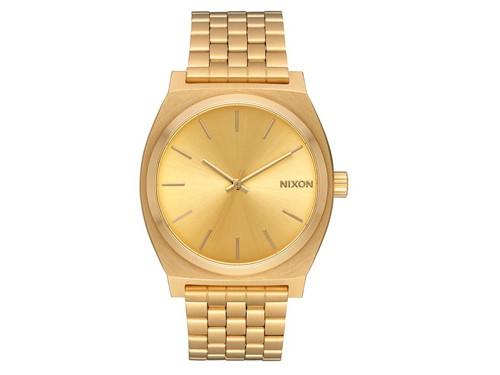 Reloj Hombre Modelo Time Teller All Gold NIXON