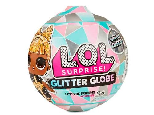 Muñeca LOL Suprise Glitter Globe 561620