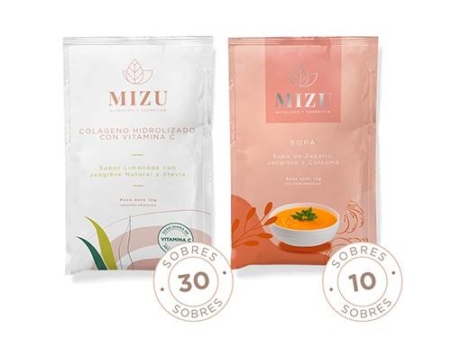Combo Beauty Colágeno Hidrolizado y Sopas Funcionales Dietéticas