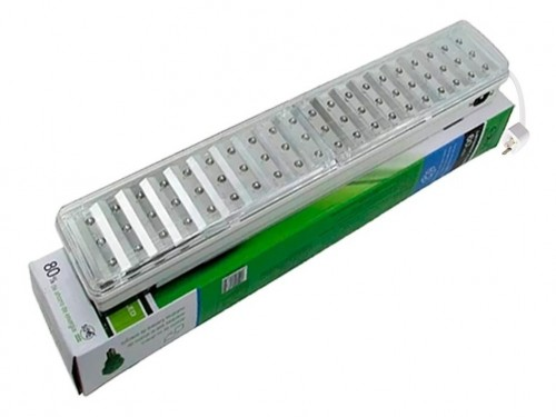 Luces Luz Emergencia 60 Leds Recargable 2 Intensidades 12 Hs